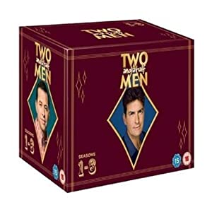 Two and a Half Men: The Complete Season 1-8
