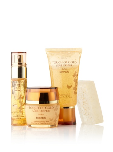 Belvada Touch of Gold Skin Care Gift Set