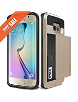 Galaxy Note Edge Case, Verus [Heavy Drop Protection] Samsung Galaxy Note Edge Case [Thor Series][Satin Silver] Extra Slim Fit Dual Layer Hard Case - Verizon, AT&T, Sprint, T-Mobile, International, and Unlocked - S6 Case for Samsung Galaxy Note Edge SM-N915S 2015 Model