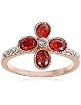 Addons Ring for Women (Red) (RING-021 Red)
