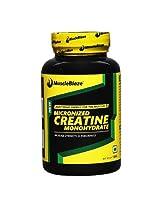 MuscleBlaze Micronized Creatine, Unflavoured 0.22 lb