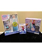 Bendon Disney Frozen Wooden Magnetic Playset Frozen Jumbo Card Game Frozen Sparkle And Shine Puzzle Gift
