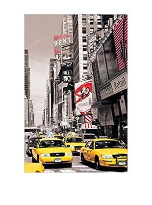 ARTOPWEB Wandbild Times Square Ii