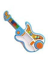 Wishtime Strum And Jam Kidi Musical Touch Magic Rockin Guitar Guitar Band