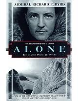 Alone: Classic of Polar Solitude and Adventure (Kodansha globe series)