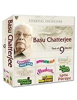Basu Chatterjee Essential Collection (Set of 9 DVDs- Khatta Meetha/Baton Baton Mein/Pasand Apni Apni/Ek Ruka Hua Faisla/Shaukeen/Lakhon Ki Baat/Chameli Ki Shadi/Do Ladke Dono Kadke/Apne Paraye)