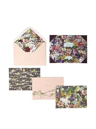 Ted Baker Floral Notecard Set