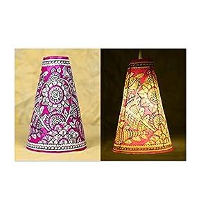 Moya Foliage, Cone Hanging Lamp