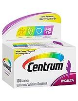 Centrum Women's Multivitamin Supplement, 120 Count