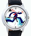 Foster's Manic Monday Analogue Multi-Color Dial Watch AFW0000433