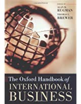 The Oxford Handbook of International Business (Oxford Handbooks in Business and Management)