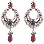 MB Creation's Victorian earrings
