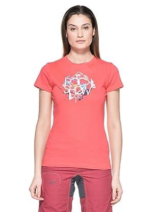 Salewa Camiseta Rockshow 13 Co W (Geranio)