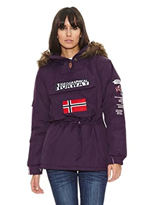 Geographical Norway Parka Building (Violeta)