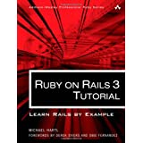 Ruby on Rails 3 Tutorial: Learn Rails by Example (Addison-Wesley Professional Ruby Series)Michael Hartl�ɂ��