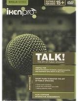 Iken Pro Talk (The Art of Public Speaking)