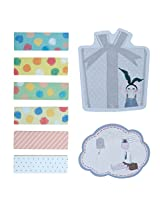 Very Cute And Nice Shaped Sticky Notes Set OF 2 (20 Pcs each) & Book Marks Set OF 6 (20 Pcs each) Gift
