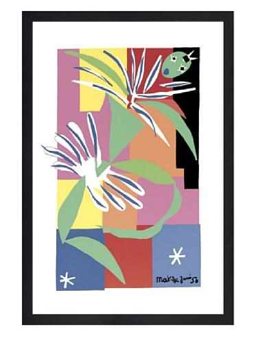 Matisse - La danseuse creole, 1954, 52.6