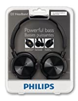 Philips SHL3000 Over-the-Ear Headphones, Black