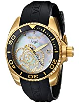 Invicta Analog Mother of Pearl Dial Women's Watch - 489
