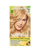 Garnier Nutrisse Hair Color, 93 Light Golden Blonde Honey Butter