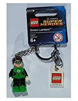 LEGO Super Heroes Green Lantern Key Chain 853452