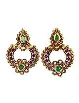 Sunehri Ethnic Earrings for Women