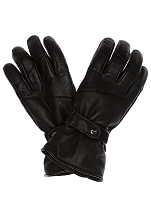 Reusch Guante Downy Leather (Negro)