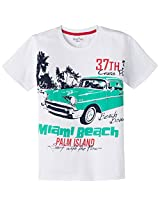 Palm Tree Boys' T-Shirt