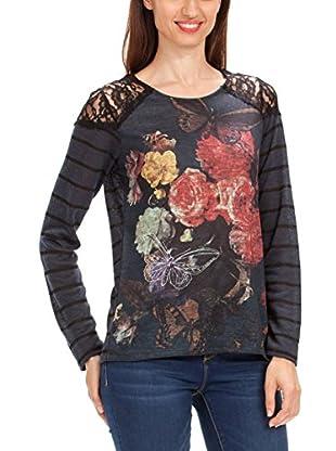 Desigual Camiseta Manga Larga Sweet Adriana