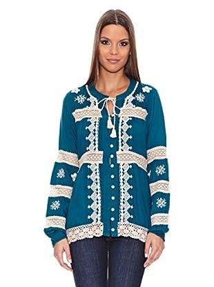 Tantra Blusa (Azul)