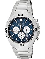 Citizen Analog Blue Dial Men's Watch - AN8020-51L