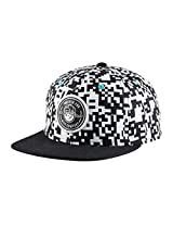 Neff Boys Digityze Adjustable Hat One Size Black