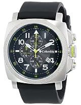 Columbia Men's CA101-001 PDX Black Dial Watch