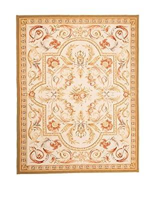 Qurama Teppich Aobusson beige 229X160