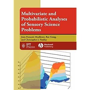 【クリックで詳細表示】Multivariate and Probabilistic Analyses of Sensory Science Problems (Institute of Food Technologists Series) [ハードカバー]