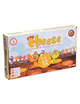 Say Cheese Educational Math Board Game Summer Giftfor Kids to Learn Multiplication Tables