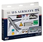 Daron US Airways Airport Playset, 12-Piece