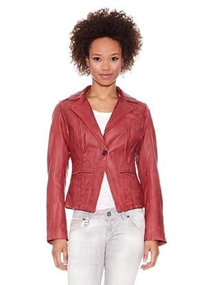 Company & Co Blazer Flor (Rojo)