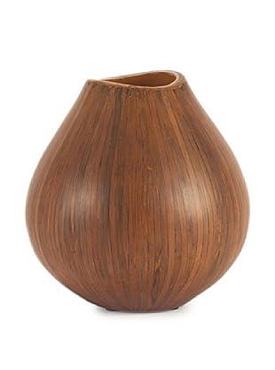 Mainly Baskets Rattan Tea Rose Vase