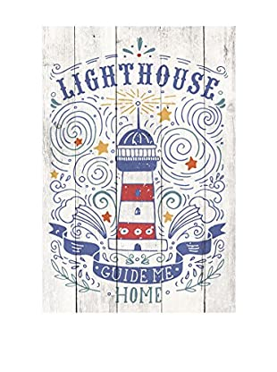 LITTLE NICE THINGS Panel Decorativo Lighthouse