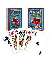 TG Texas HoldEm Poker Playing Cards (Set of 5)