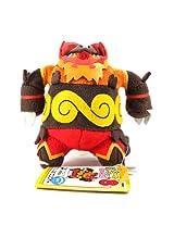 "Banpresto My Pokemon Collection Best Wishes Mini Plush - 47488 - 4.5"" Emboar/Embuoh"
