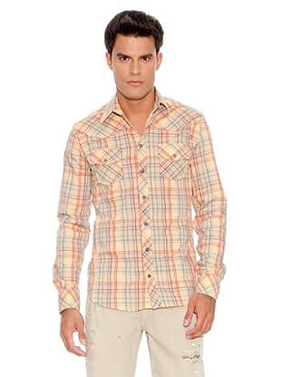 D&G Camisa Matty (Amarillo / Rojo / Azul)