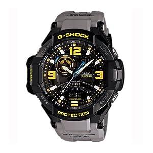 Casio G-Shock GA-1000-8ADR (G469) Twin Sensor Watch - For Men