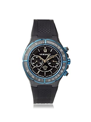 Versace Men's 26CCS9D009S009 DV One Black Silicone Watch