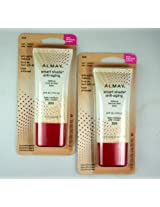 Almay Smart Shade Anti-Aging Makeup #200 Light/ Medium ( 2-Pack )