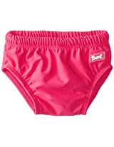 Baby Banz Baby Girls' Swim Diaper, Coolgardie Pink, 8 12 Months Large