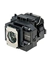 Electrified V13H010L55 Replacement Lamp with Housing for Epson Products