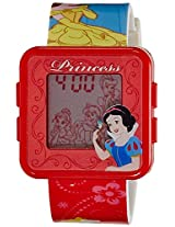 Disney Digital Multi-Color Dial Girls's Watch - PSSQ797-01A